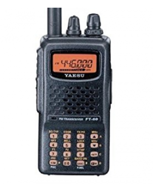 RADIO PORTATIL DUAL BAND YAESU FT-60R